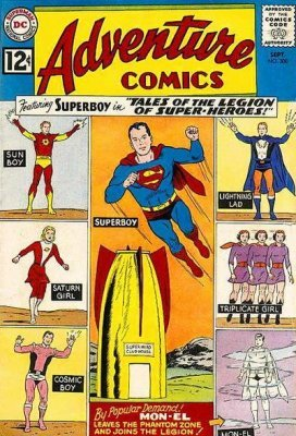 Adventure Comics (Vol. 1 1938-1983, 2010-2011) #300