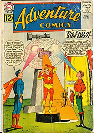 Adventure Comics (Vol. 1 1938-1983, 2010-2011) #302