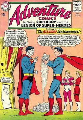 Adventure Comics (Vol. 1 1938-1983, 2010-2011) #329