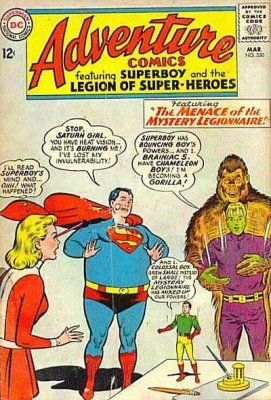 Adventure Comics (Vol. 1 1938-1983, 2010-2011) #330