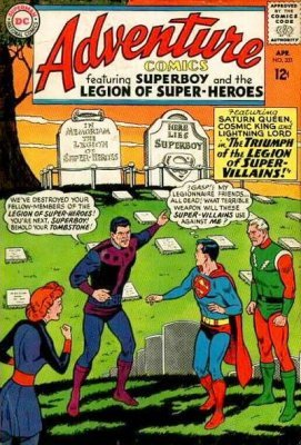 Adventure Comics (Vol. 1 1938-1983, 2010-2011) #331