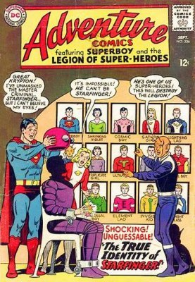Adventure Comics (Vol. 1 1938-1983, 2010-2011) #336