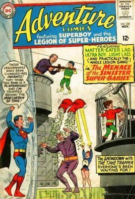 Adventure Comics (Vol. 1 1938-1983, 2010-2011) #338