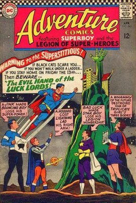 Adventure Comics (Vol. 1 1938-1983, 2010-2011) #343