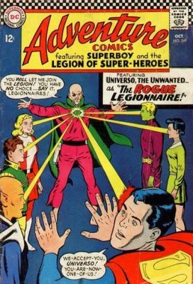 Adventure Comics (Vol. 1 1938-1983, 2010-2011) #349