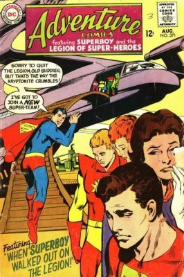 Adventure Comics (Vol. 1 1938-1983, 2010-2011) #371