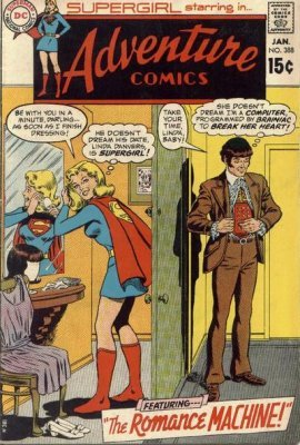 Adventure Comics (Vol. 1 1938-1983, 2010-2011) #388