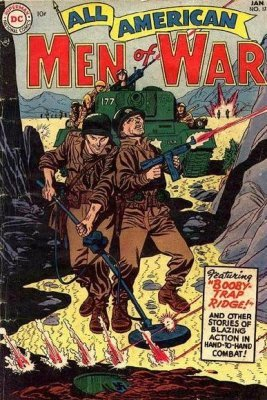 All-American Men of War (1952-1966) #017