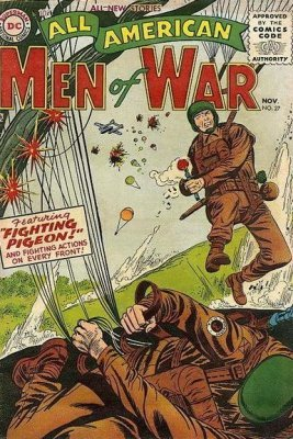All-American Men of War (1952-1966) #027