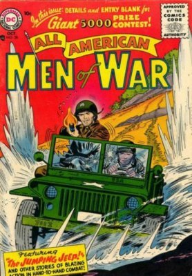 All-American Men of War (1952-1966) #038