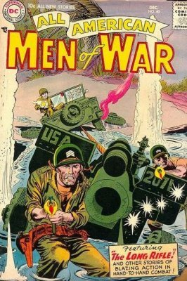 All-American Men of War (1952-1966) #040