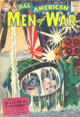 All-American Men of War (1952-1966) #051