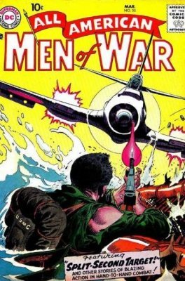 All-American Men of War (1952-1966) #055