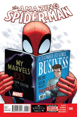 Amazing Spider-Man (The) (Vol. 3 2014-2015) # 06