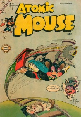 Atomic Mouse (Vol. 1 1953-1963) # 09