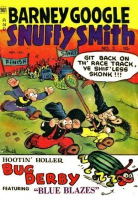 Barney Google and Snuffy Smith (Vol. 1 1951-1952) # 03