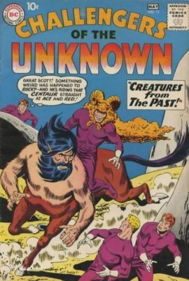 Challengers of the Unknown (Vol. 1 1958-1978) #013