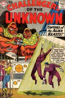 Challengers of the Unknown (Vol. 1 1958-1978) #014