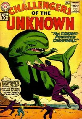 Challengers of the Unknown (Vol. 1 1958-1978) #020