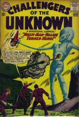 Challengers of the Unknown (Vol. 1 1958-1978) #030