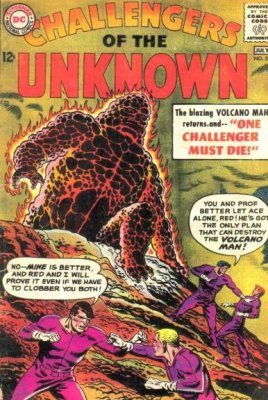 Challengers of the Unknown (Vol. 1 1958-1978) #032