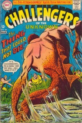 Challengers of the Unknown (Vol. 1 1958-1978) #060