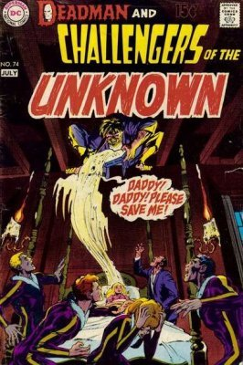 Challengers of the Unknown (Vol. 1 1958-1978) #074