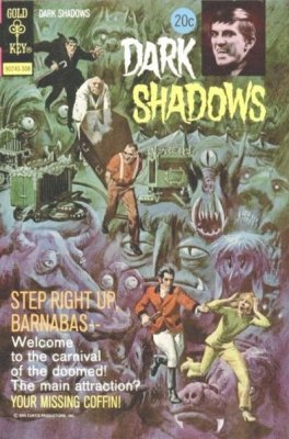 Dark Shadows (Vol. 2 1969-1976 #021