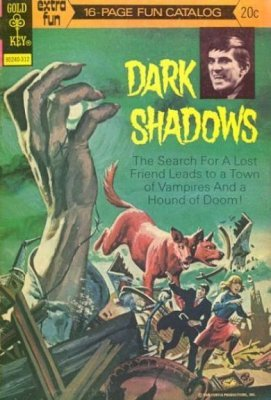 Dark Shadows (Vol. 2 1969-1976 #023