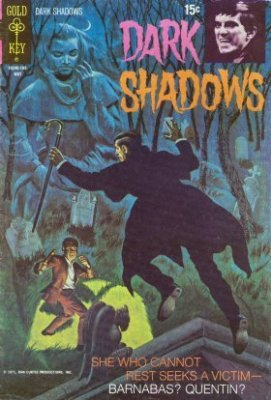 Dark Shadows (Vol. 2 1969-1976 # 09