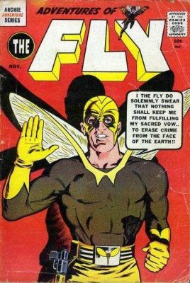 Adventures of The Fly (1959-1965) #003