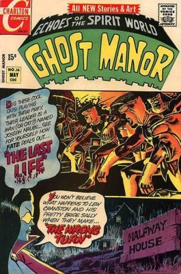 Ghost Manor (Vol. 1, 1968-1971) #018
