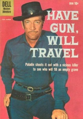 Have Gun, Will Travel (1958-1962) #004