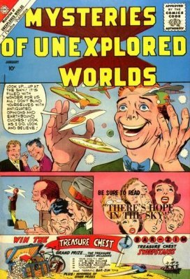 Mysteries of Unexplored Worlds (1956-1965) #022