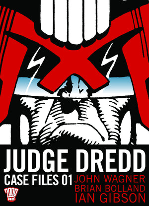 Judge Dredd Case Files 01