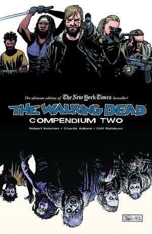 Walking Dead Compendium Vol 02
