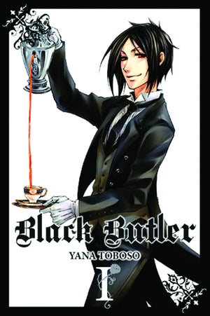 Black Butler Vol 01