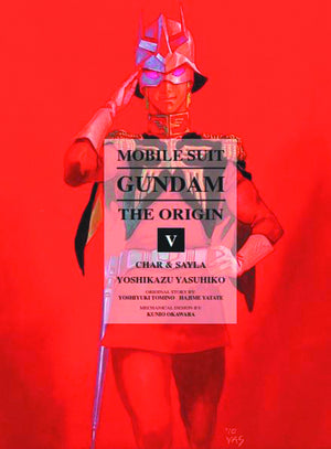 Mobile Suit Gundam Origin HC Gn Vol 05 Char & Sayla