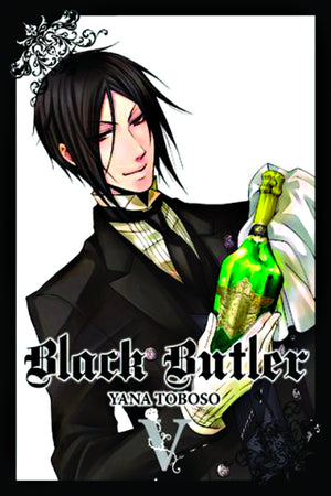 Black Butler Vol 05