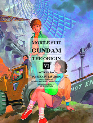 Mobile Suit Gundam Origin HC Gn Vol 06