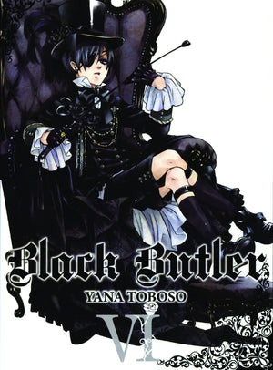 Black Butler Vol 06