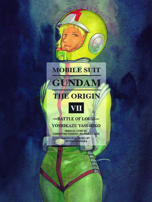 Mobile Suit Gundam Origin HC Gn Vol 07