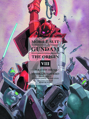 Mobile Suit Gundam Origin HC Gn Vol 08