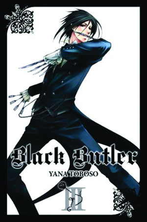 Black Butler Vol 03