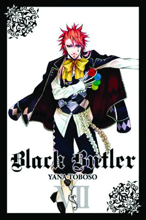 Black Butler Vol 07