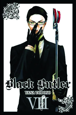 Black Butler Vol 08