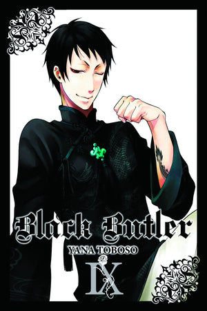 Black Butler Vol 09