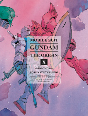 Mobile Suit Gundam Origin HC Gn Vol 10
