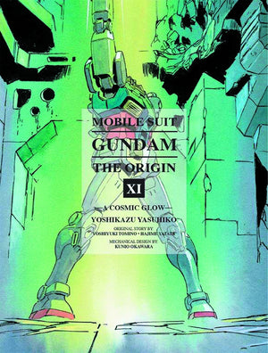 Mobile Suit Gundam Origin HC Gn Vol 11 Cosmic Glow