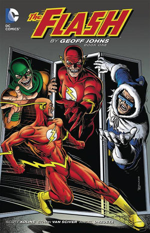 Flash by Geoff Johns Book 01
